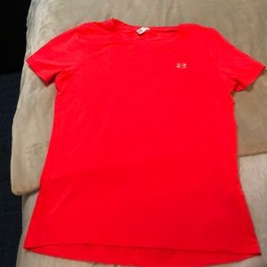 Under Armour heatgear drifit t-shirt